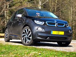 the electric bmw i3 april 2014