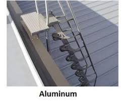 aluminum 68 degree only alternating tread stairs motion savers