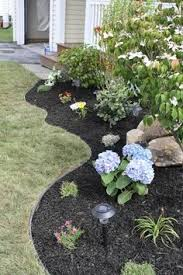 Small Front Yard Landscaping Ideas A Nice Clean Garden Edge Gives Your Landscape Definition And
