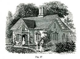 Gothic Revival Homes by 19th Century Gothic Revival Homes And Furnishings In North America