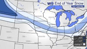 Snowfall Totals Map New Round Of Snow From Northwest Through Ohio Valley Weatheroptics