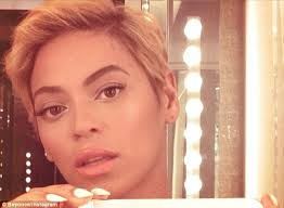 can you cut the weave hair off beyonce haircut stylist reveals star had long tresses before