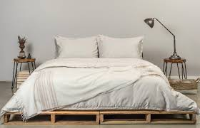 best bed linen the best linen bed sheets in the world mythic home