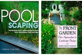Landscape Design Books by Features In Magazines And Books