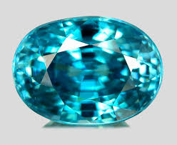light blue gemstone name zircon gemstone jewelry information natural zircon gemstone