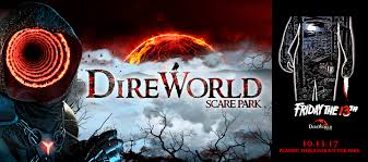 world of fun halloween haunt dire world scare park a terrifingly twisted haunted theme park
