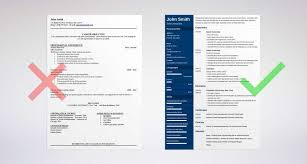 how to write a model resume professional portfolio examples for