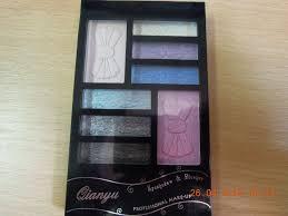 Eyeshadow Qianyu nebezpe芻n羶 v羶robek qianyu eyeshadow blusher professional make