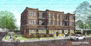 3 Story Building 3 Story Clintonville Development To Include New Bareburger