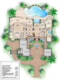 luxury homes floor plan luxury house floor plans for designs home adorable design pjamteen