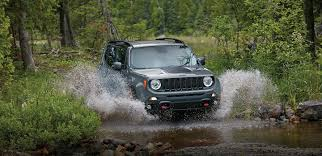 small jeep 2017 jeep renegade trailhawk one of the most capable small suvs ever