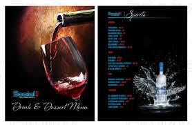 playful modern menu design for dan mulgrew by pinky design 5160104