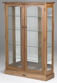 display cabinet with glass doors stylish wooden display cabinets glass door display cabinets