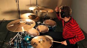 Levis 4 Floors Powell by Nirvana Come As You Are Ben Powell Drum Cover Youtube