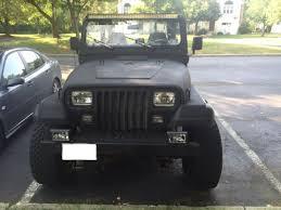 94 jeep wrangler for sale jeep wrangler suv 1994 black for sale 1j4fy19p7rp423245 94 jeep
