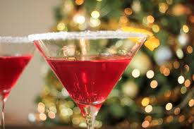 martini cranberry christmas martini recipe globe scoffers