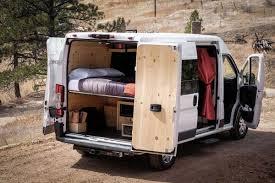 diy offroad camper camper vans for rent 11 companies that let you try van life on