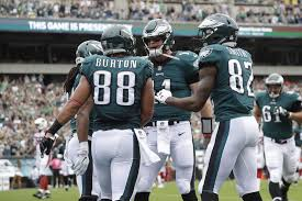 carson wentz continues his start as eagles drub cardinals