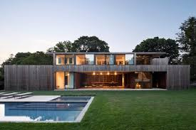 Hamptons Home Bates Masi Architects Focused On Acoustics For This Hamptons