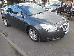 used vauxhall insignia exclusiv 2011 cars for sale motors co uk