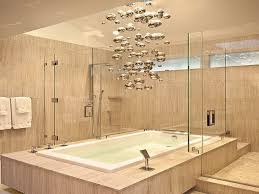 Lighting Ideas For Bathroom - unique contemporary light fixture the tub 6777