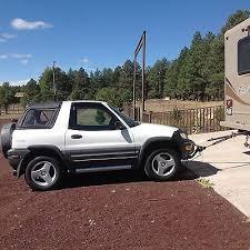 toyota rav4 convertible for sale toyota rav4 convertible sport 98 rav 4 convertible 62 k original