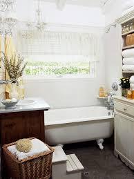 clawfoot tub bathroom design our favorite small baths that live large slate flooring radiant