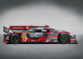 audi race car 2016 r18 lmp1 is audi u0027s most powerful and efficient racer ever