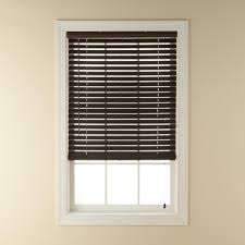 bali window solutions two inch coffee color embossed vinyl blinds