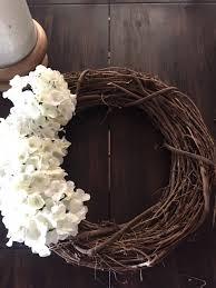 diy spring wreath u2014 the penny drawer