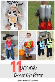11 diy kids dress up ideas southern savers