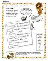 word parts u2013 free printable english worksheets for kids