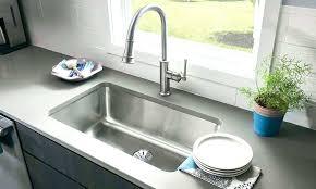 Stainless Steel Kitchen Sinks Undermount Reviews Discount Undermount Kitchen Sinks Undermount Stainless Steel