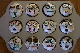li u0027l buck u0027s creations zombie cupcakes and halloween