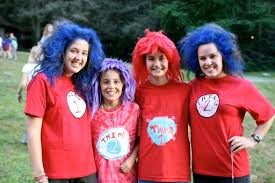 Dr Seuss Characters Halloween Costumes Halloween Costume Ideas Summer Samp Rockbrook Camp Staff