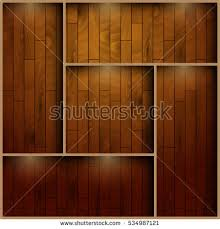 Wooden Gallery Shelf by Wooden Bookshelf Stock Images Royalty Free Images U0026 Vectors