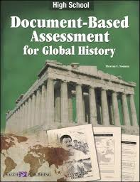 high school history book document based assessment for global history 041790 details