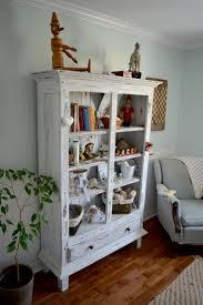 chambre shabby shelf cabinet shabby chic library
