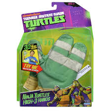 teenage mutant ninja turtles home decor amazon com teenage mutant ninja turtles high three hands toys