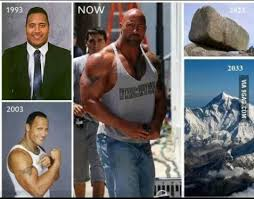 Rock Meme - the evolution of the rock meme by roociokiller memedroid