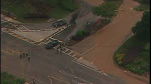 mercedes roswell road roswell road traffic road closed indefinitely after sinkhole