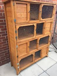 4 tier double rabbit hutch in middleton west yorkshire gumtree