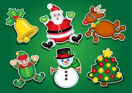 christmas stickers stickers free christmas stickers design