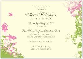 brunch invitation sle garden themed invitations europe tripsleep co