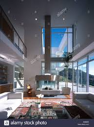 feinstein residence malibu california 2003 double height