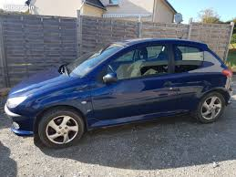 used peugeot 206 xs hdi 90cv your second hand cars ads