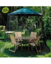 Mosquito Netting Patio Amazing Deal On Patio Umbrella Mosquito Netting