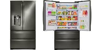 refrigerators home depot black friday home depot lg black stainless steel french door refrigerator only