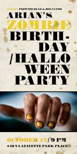 99 best zombie birthday images on pinterest birthday party ideas