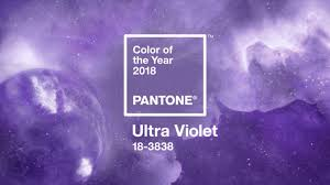 pantone colors of the year pantone color of the year 2018 ultra violet fashionista
